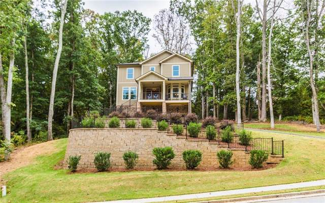 2060 Wood Valley Drive, Loganville, GA 30052 (MLS #6631311) :: North Atlanta Home Team
