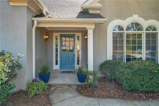 1175 Windhaven Drive, Alpharetta, GA 30005 (MLS #6631345) :: Charlie Ballard Real Estate