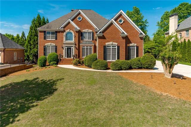 1049 Ector Chase NW, Kennesaw, GA 30152 (MLS #6631374) :: Path & Post Real Estate