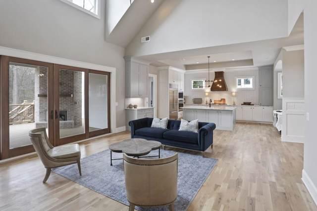 1309 A J Land Road, Canton, GA 30115 (MLS #6631385) :: Iconic Living Real Estate Professionals