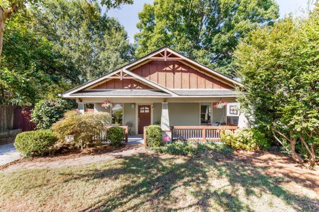 491 Pasley Avenue SE, Atlanta, GA 30316 (MLS #6631402) :: North Atlanta Home Team