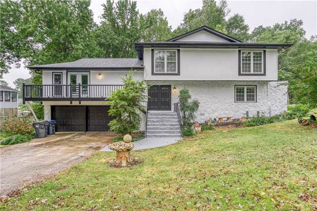 2164 Pine Point Drive, Lawrenceville, GA 30043 (MLS #6631418) :: The Butler/Swayne Team