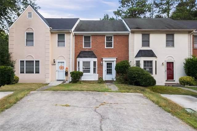 2786 New South Drive, Marietta, GA 30066 (MLS #6631450) :: The Heyl Group at Keller Williams
