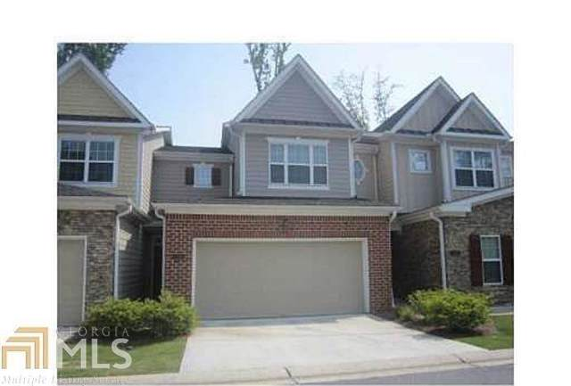 1219 Gates Mill Drive NW #15, Kennesaw, GA 30144 (MLS #6631485) :: Kennesaw Life Real Estate