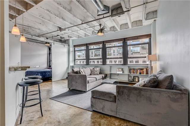 878 Peachtree Street NE #633, Atlanta, GA 30309 (MLS #6631497) :: RE/MAX Paramount Properties