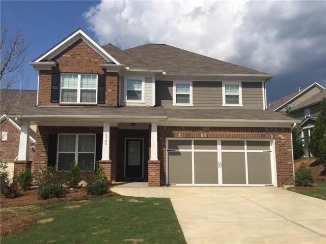 2745 Ashby Pond Trail, Duluth, GA 30097 (MLS #6631511) :: North Atlanta Home Team
