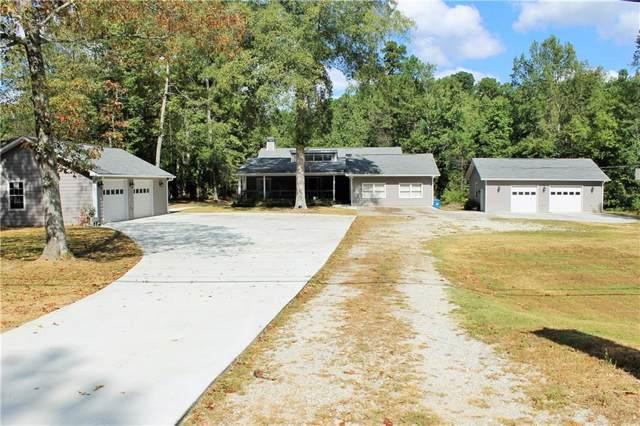 284 Ozora Road, Loganville, GA 30052 (MLS #6631537) :: RE/MAX Paramount Properties