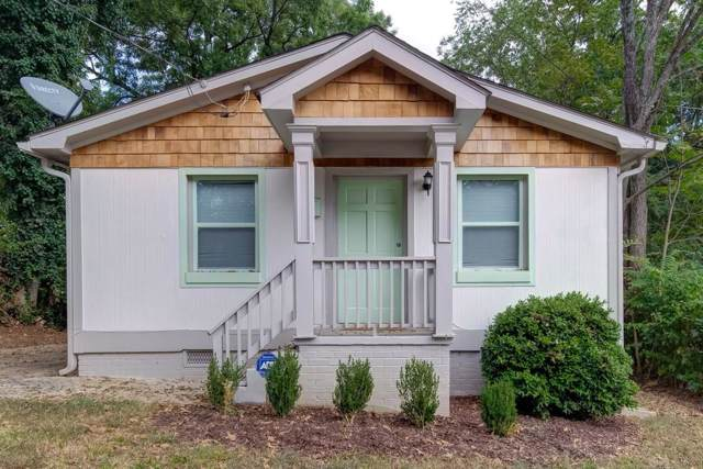 1006 Violet Avenue SE, Atlanta, GA 30315 (MLS #6631539) :: RE/MAX Paramount Properties