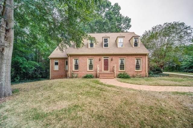 110 Old Virginia Circle, Jonesboro, GA 30236 (MLS #6631571) :: RE/MAX Paramount Properties