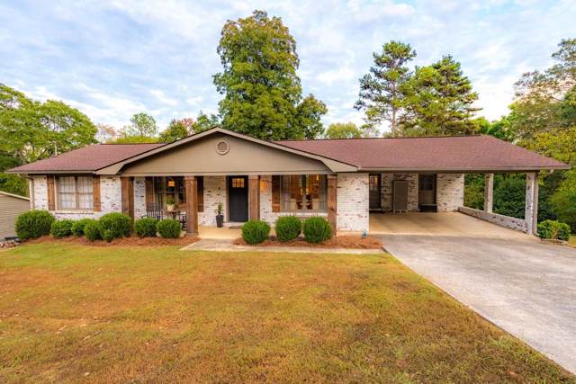 613 Pisgah Way, Calhoun, GA 30701 (MLS #6631572) :: North Atlanta Home Team