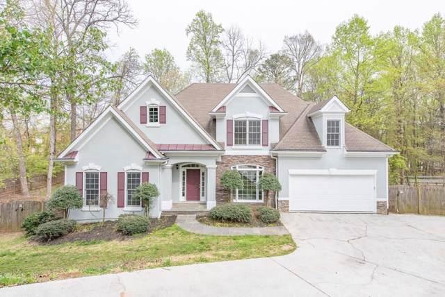 590 Tahoma Drive, Sandy Springs, GA 30350 (MLS #6631597) :: North Atlanta Home Team