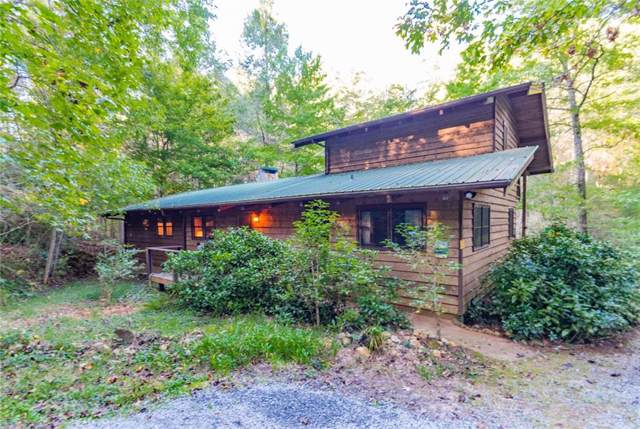 300 Ramblin River Road, Clarkesville, GA 30523 (MLS #6631651) :: North Atlanta Home Team