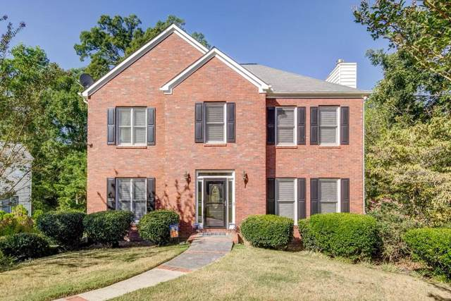 1967 NW Cobblewood Drive NW, Kennesaw, GA 30101 (MLS #6631664) :: Kennesaw Life Real Estate