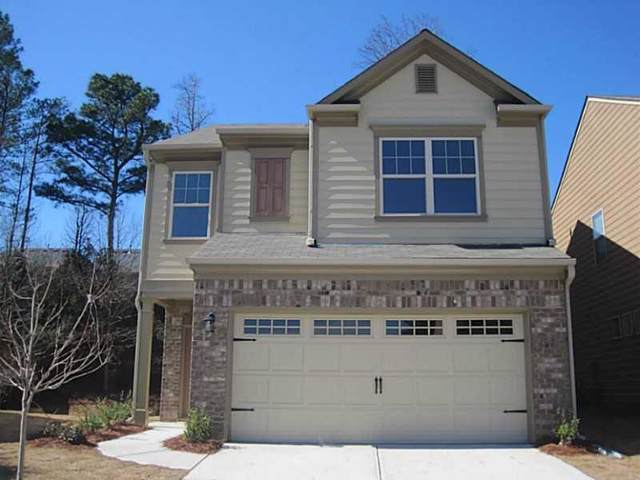 125 Canvas Ives Drive, Lawrenceville, GA 30045 (MLS #6631682) :: The North Georgia Group