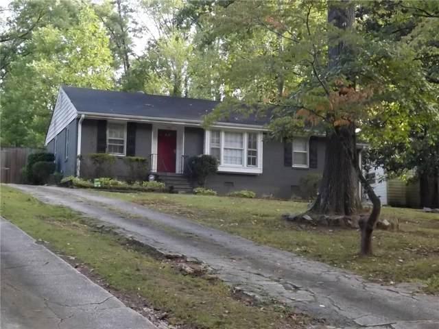 2413 Ben Hill Road, East Point, GA 30344 (MLS #6631687) :: North Atlanta Home Team