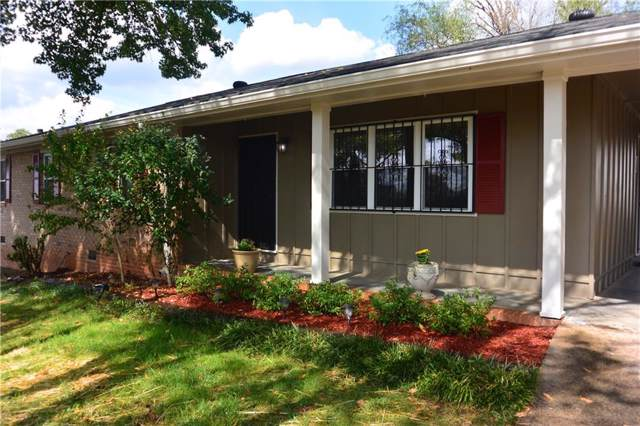 2080 Anderson Mill Road, Austell, GA 30106 (MLS #6631701) :: The Hinsons - Mike Hinson & Harriet Hinson