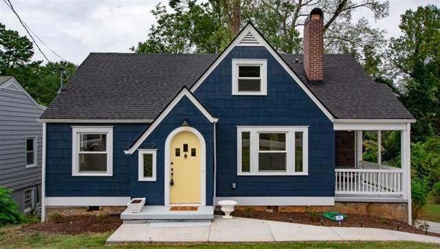 1119 Winburn Drive, East Point, GA 30344 (MLS #6631790) :: North Atlanta Home Team