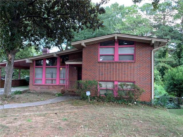 675 Albert Street NW, Atlanta, GA 30318 (MLS #6631803) :: North Atlanta Home Team
