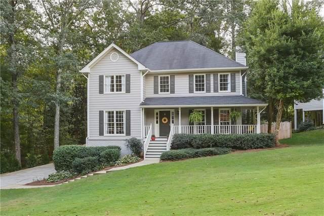 1195 Secret Cove Drive, Sugar Hill, GA 30518 (MLS #6631841) :: Charlie Ballard Real Estate