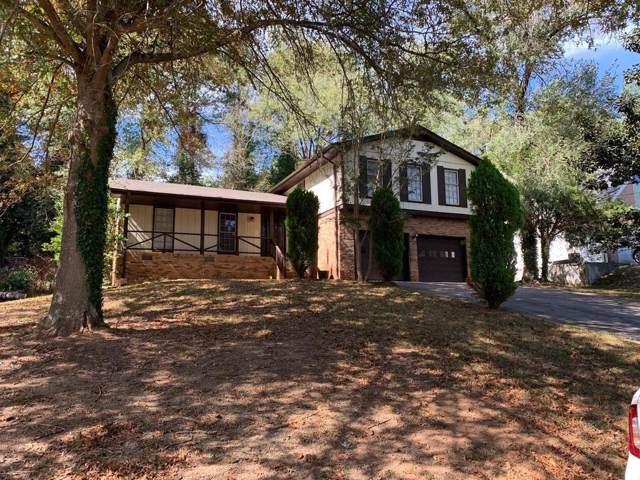 1663 Canberra Drive, Stone Mountain, GA 30088 (MLS #6631852) :: North Atlanta Home Team