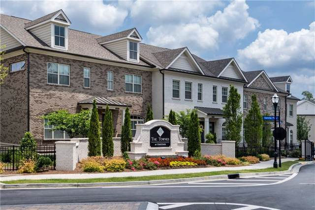 4119 Township Parkway #122, Sandy Springs, GA 30342 (MLS #6631872) :: Good Living Real Estate