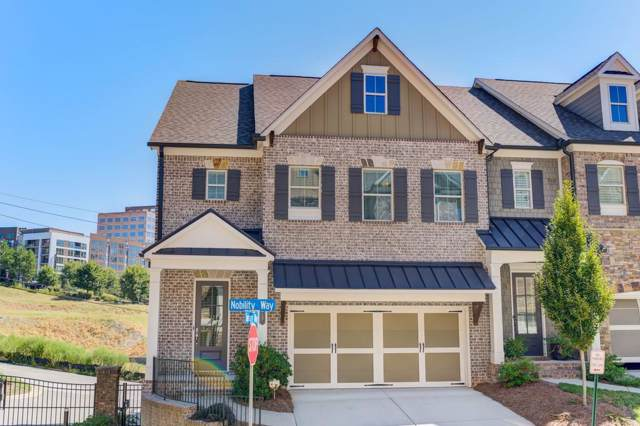 3217 Nobility Way SE 0/1, Atlanta, GA 30339 (MLS #6631883) :: Path & Post Real Estate