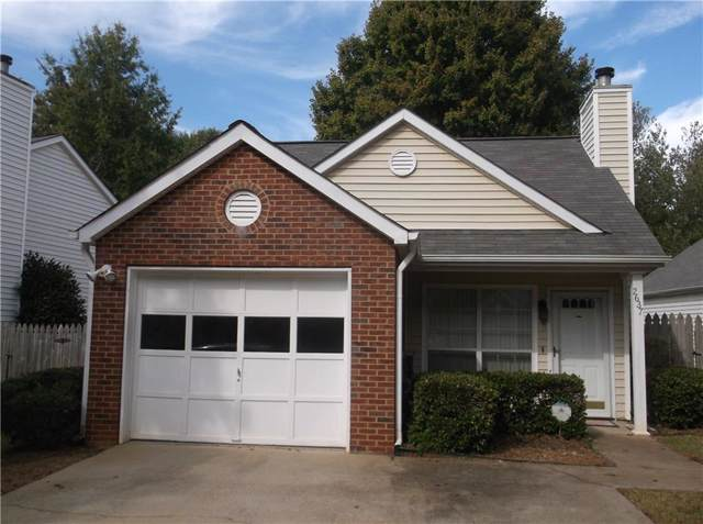 2637 Saint Charles Lane NW, Kennesaw, GA 30144 (MLS #6631888) :: Kennesaw Life Real Estate