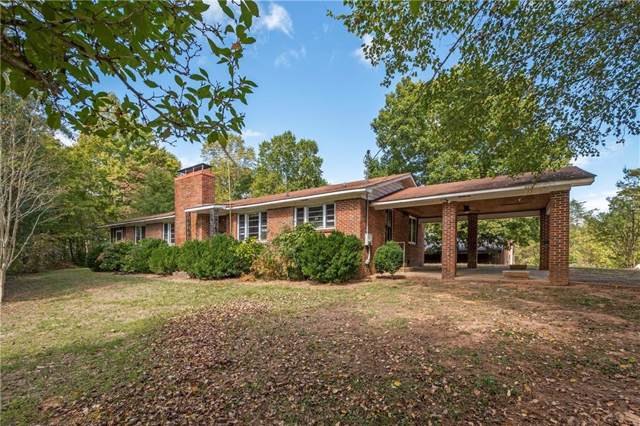 350 Highway 52 W, Dahlonega, GA 30533 (MLS #6631905) :: The Heyl Group at Keller Williams