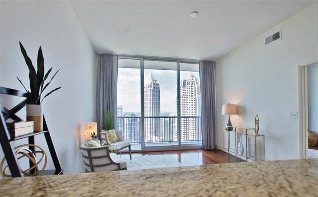 1080 Peachtree Street NE #3201, Atlanta, GA 30309 (MLS #6631907) :: RE/MAX Paramount Properties