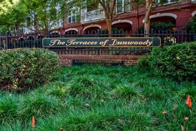 4333 Dunwoody Park #2215, Dunwoody, GA 30338 (MLS #6631934) :: Kennesaw Life Real Estate
