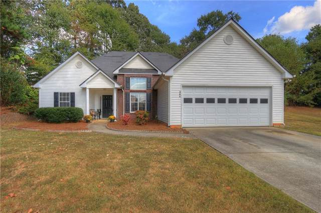 305 Mountberry Court, Loganville, GA 30052 (MLS #6631942) :: Rock River Realty