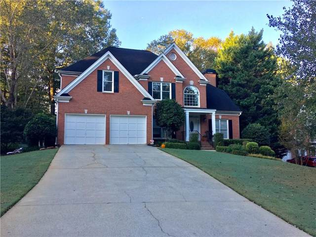 3060 Walnut Creek Drive, Alpharetta, GA 30005 (MLS #6631965) :: North Atlanta Home Team