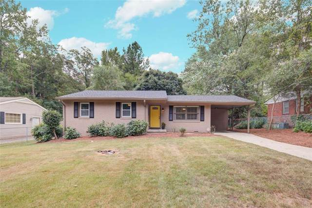 3053 Hollywood Drive, Decatur, GA 30033 (MLS #6631980) :: Good Living Real Estate