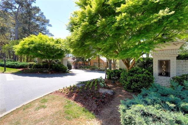 3650 Ashford Dunwoody Road #525, Brookhaven, GA 30319 (MLS #6631990) :: Rock River Realty