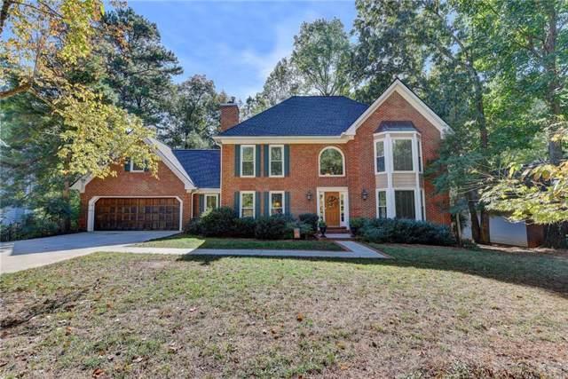4575 Graywood Trace, Peachtree Corners, GA 30092 (MLS #6632004) :: North Atlanta Home Team
