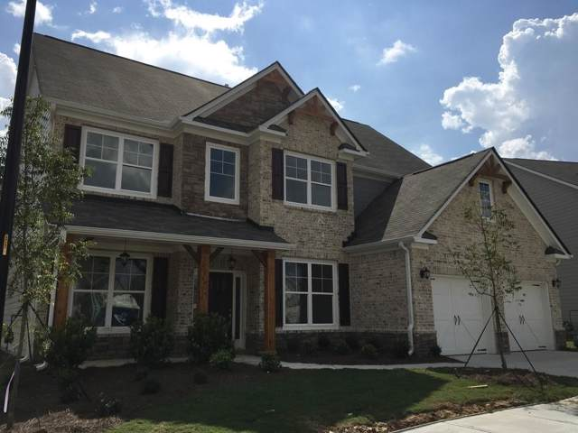 90 Crestbrook Lane #121, Dallas, GA 30157 (MLS #6632005) :: RE/MAX Prestige