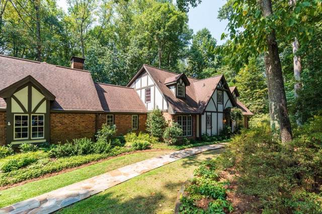 995 Ridge Tarn, Sandy Springs, GA 30350 (MLS #6632009) :: North Atlanta Home Team