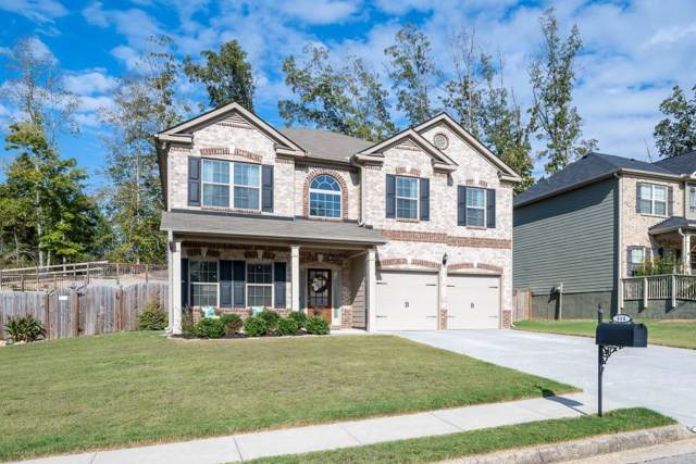 116 Cleburne Place, Acworth, GA 30101 (MLS #6632034) :: Kennesaw Life Real Estate