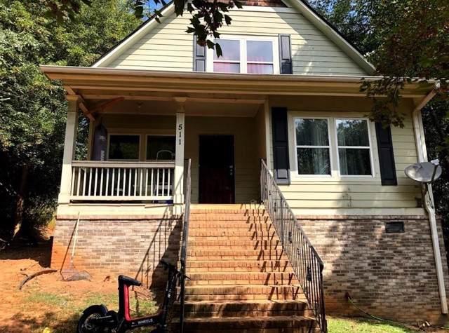 511 Ross Street, Atlanta, GA 30315 (MLS #6632038) :: Rock River Realty