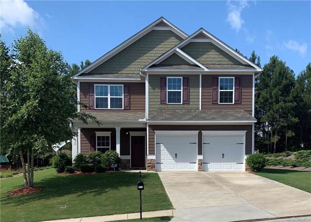 3724 Ridge Bluff Overlook, Gainesville, GA 30507 (MLS #6632040) :: RE/MAX Prestige