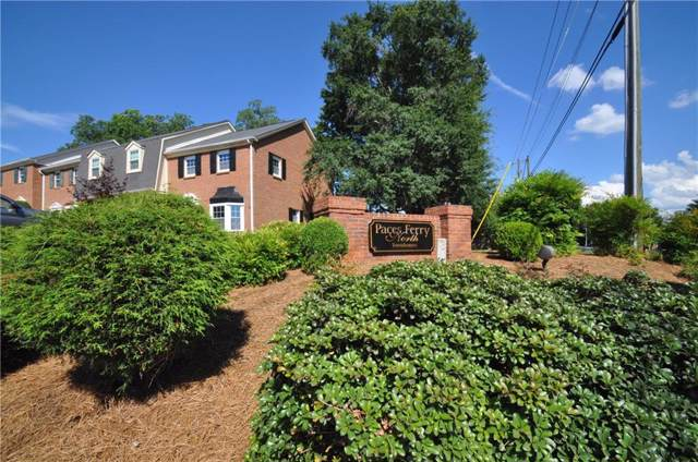 1500 Paces Ferry North Drive SE, Smyrna, GA 30080 (MLS #6632041) :: Kennesaw Life Real Estate