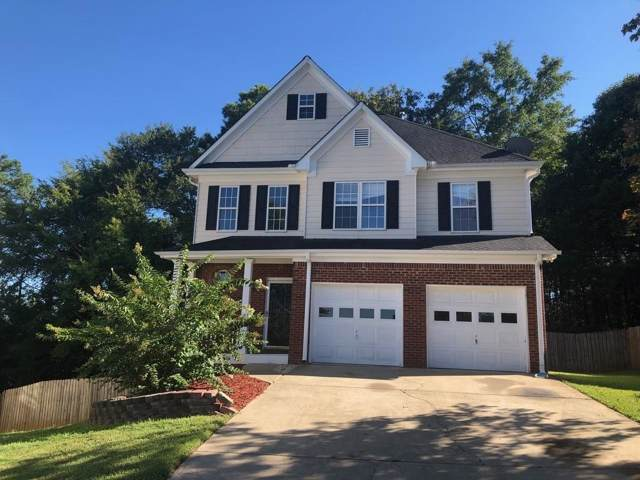 400 Towne Valley Drive, Woodstock, GA 30188 (MLS #6632045) :: The Cowan Connection Team