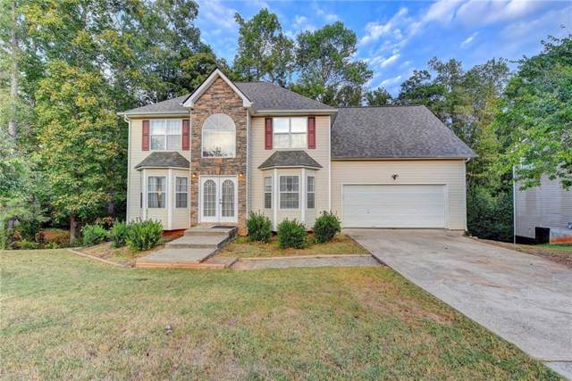 607 Michael Circle, Monroe, GA 30655 (MLS #6632072) :: Rock River Realty