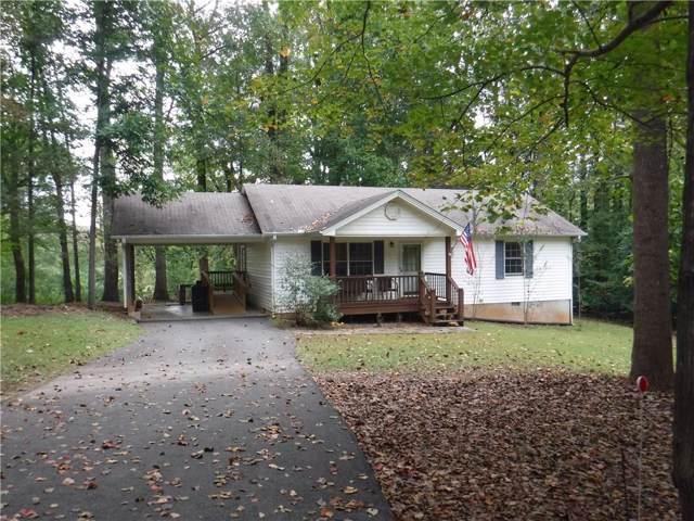 220 Poplar Hollow Road, Dahlonega, GA 30533 (MLS #6632077) :: North Atlanta Home Team