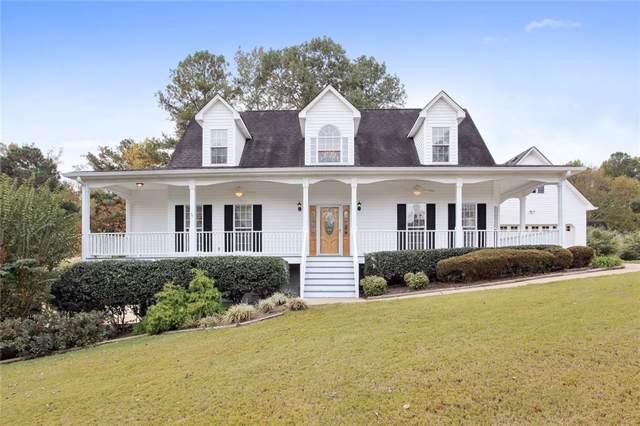 65 Ballinger Drive, Dallas, GA 30157 (MLS #6632082) :: RE/MAX Paramount Properties