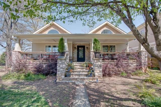 1573 Hardin Avenue, Atlanta, GA 30337 (MLS #6632090) :: Dillard and Company Realty Group