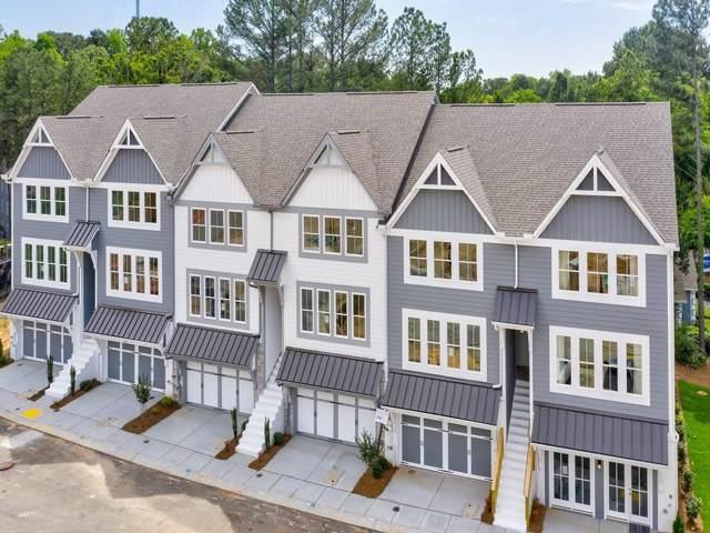 1587 Lavista Road NE #3, Atlanta, GA 30329 (MLS #6632092) :: Good Living Real Estate