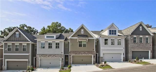 1107 Lawanna Drive #56, Marietta, GA 30060 (MLS #6632099) :: Rock River Realty