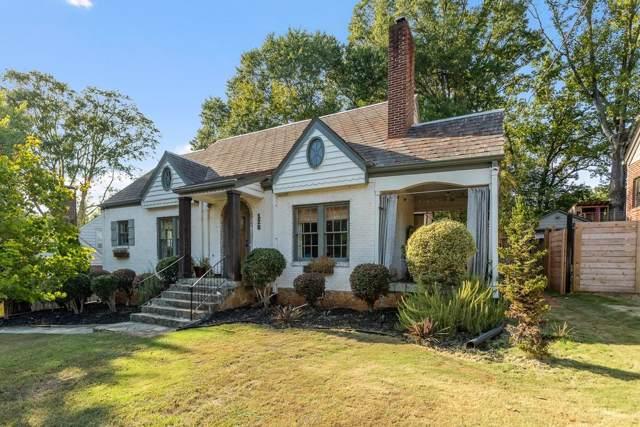128 Heatherdown Road, Decatur, GA 30030 (MLS #6632115) :: Good Living Real Estate