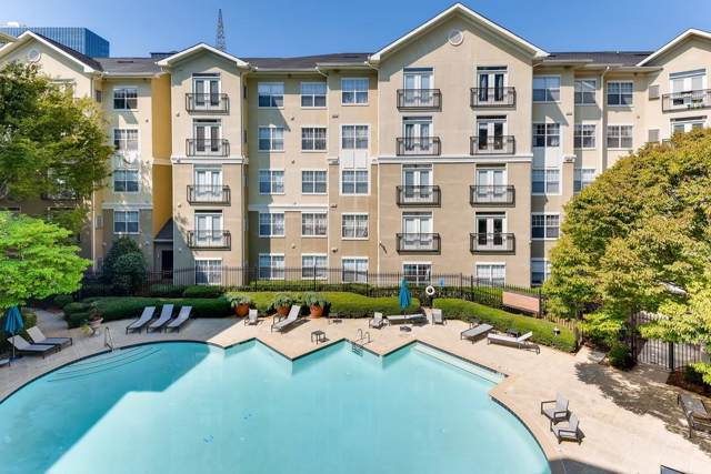 800 Peachtree Street NE #2305, Atlanta, GA 30308 (MLS #6632117) :: North Atlanta Home Team